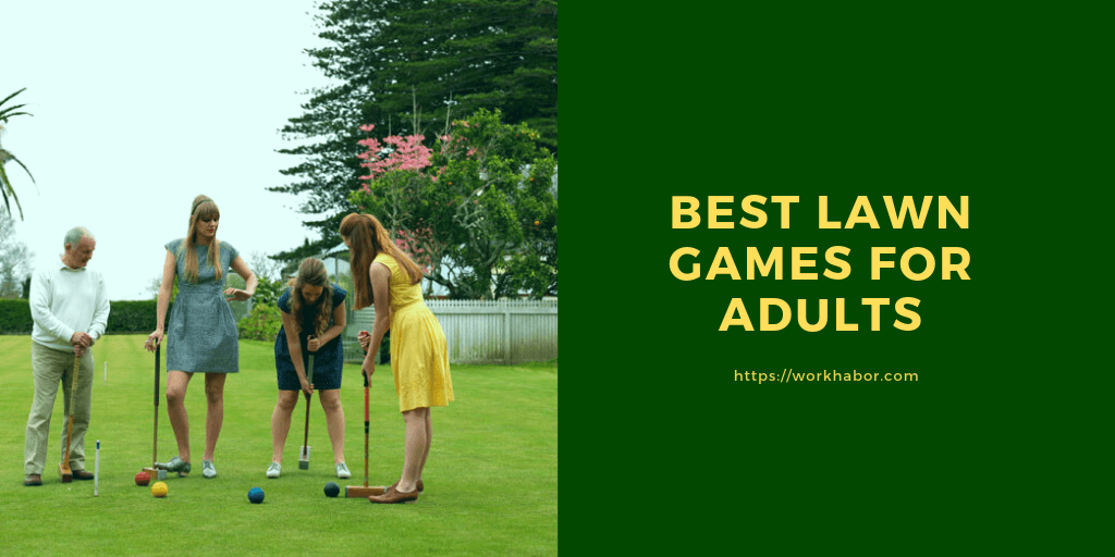 best lawn games for adults