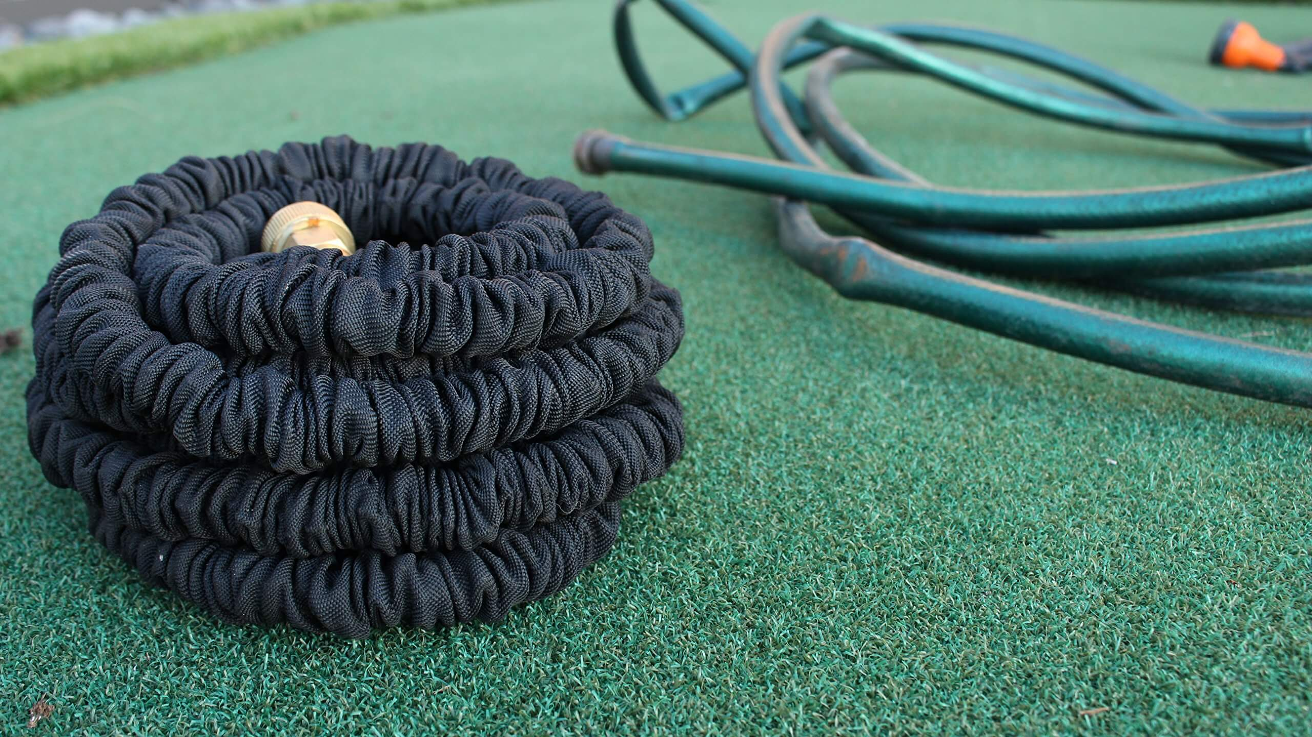 What Are Expandable Garden Hoses