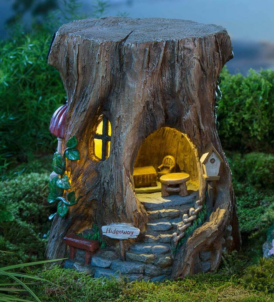 what to do with tree stumps